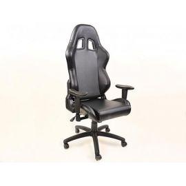 FK kancelářská židle křeslo / herní sedadlo Liverpool černé