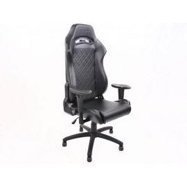 FK kancelářská židle křeslo / herní sedadlo London černé