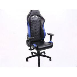 FK kancelářská židle křeslo / herní sedadlo London černo-modré
