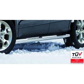 Side steps / Running boards with TÜV FORD KUGA 2013 -