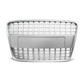 Přední maska AUDI Q7 05-09 stříbrná S-LINE STYLE