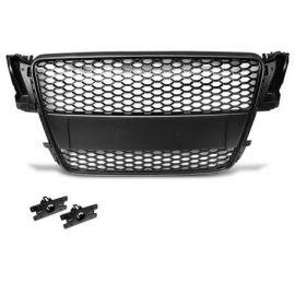 Přední maska AUDI A5 07-06.11 BLACK RS-STYLE