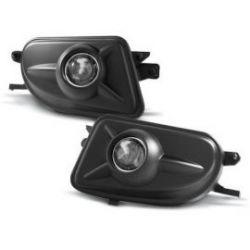 Mlhovky MERCEDES W210 99-02/ CLK/ SLK BLACK