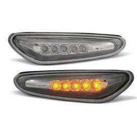 Boční blikače BMW E46 09.01-03.05 SMOKE LED