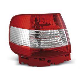 Zadní světla AUDI A4 11.94-09.00 RED WHITE