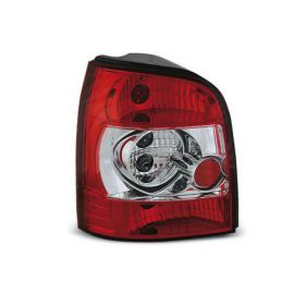Zadní světla AUDI A4 11.94-01 RED WHITE