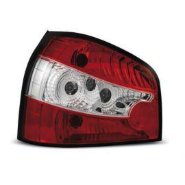 Zadní světla AUDI A3 8L 08.96-08.00 RED WHITE