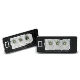 OSVĚTLENÍ SPZ LED AUDI Q5 / A4 08-10 / A5 / TT / VW PASSAT B6 KOMBI LED CREE CANBUS CLEAR