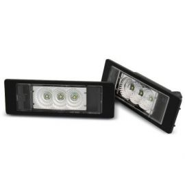 OSVĚTLENÍ SPZ LED BMW E63/E64/E81/E87/Z4/MINI LED CREE CLEAR